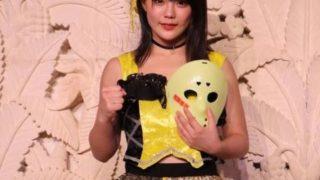 【格闘技】仮面女子・川村、涙の1回TKO負け 打撃で優位も…格闘技を継続を明言